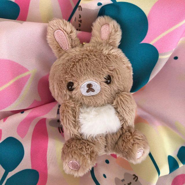 korilakkuma bunny plush