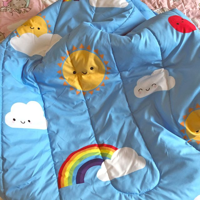 society6 comforter