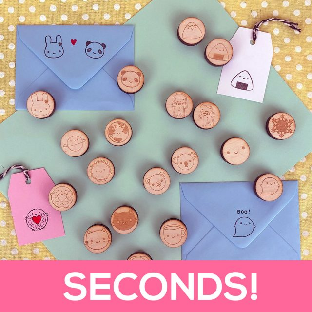 seconds stamps