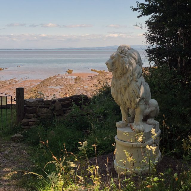 The Nearly Lost Gardens of Arbigland