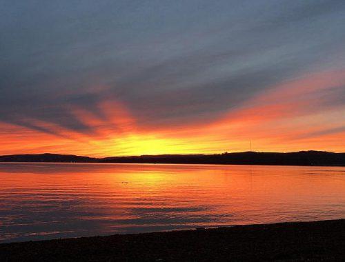 sunset - marceline smith