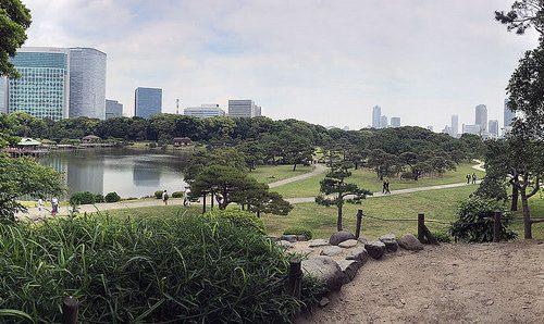 Hamarikyu Gardens, Tokyo - marcelinesmith