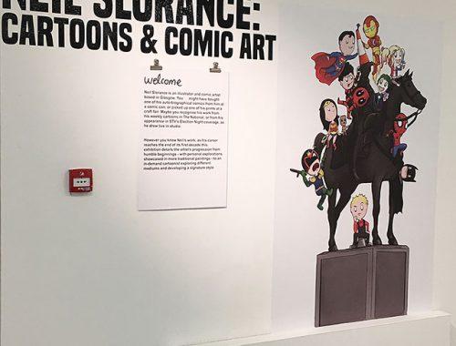 neil slorance exhibition