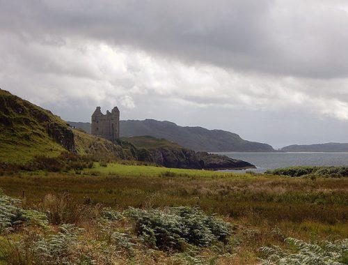 Gylen Castle - marcelinesmith