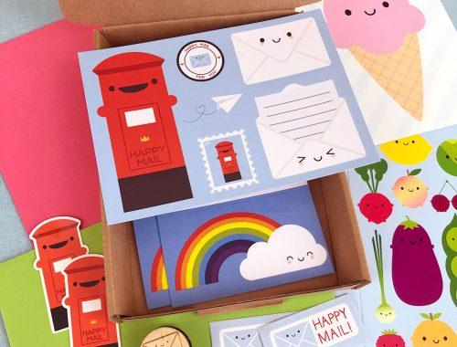 happy mail bundle