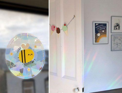 suncatcher window sticker